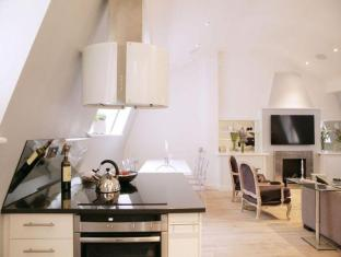 Capital Places Apartments - Beautiful 2 and 3 Bed Triplex Apartment in Central London