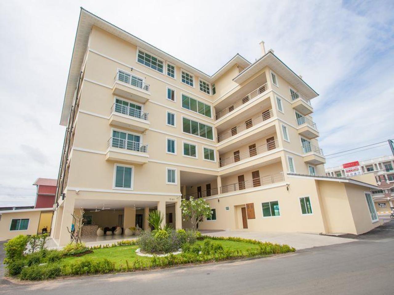 ดีไลท์ เรสซิเดนซ์ พัทยา (Delight Residence Pattaya)