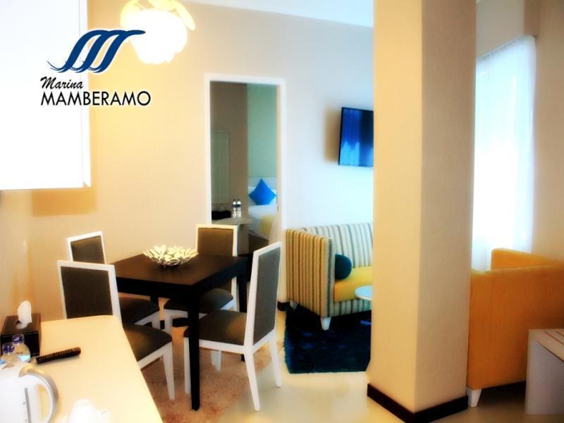 Hotel Marina Mamberamo Hotel - Jalan Yos Sudarso No.1 - Sorong
