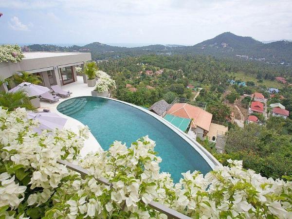 泰国苏梅岛萨米特拉全景别墅(Summitra Panorama Villa) 泰国旅游 第1张