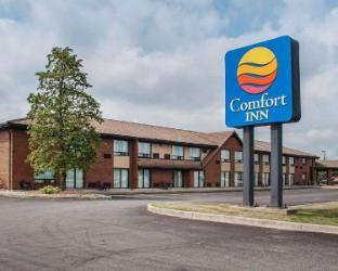 Comfort Inn Hotel St Thomas