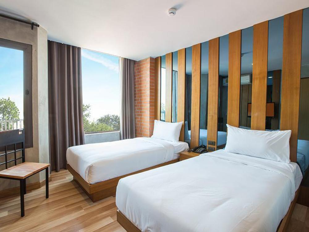B2 Udon Thani Boutique and Budget Hotel