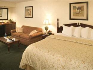 Front view of Best Western PLUS Cedar Bluff Inn