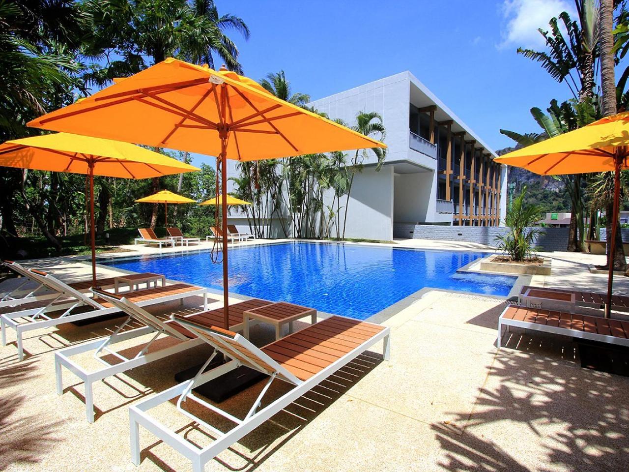 มารีนา เอ็กซ์เพรส ฟิชเชอร์แมน โฮเต็ล อ่าวนาง (Marina Express - Fisherman Hotel - Ao Nang)