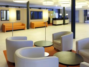 Holiday Inn Berlin Airport Conference Centre Berlin - Hotellet indefra