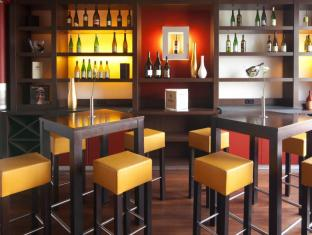 Holiday Inn Berlin Airport Conference Centre Berlin - Bar/Bekleme Salonu