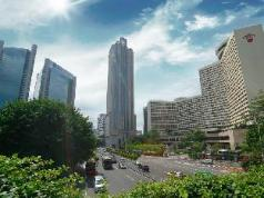 Guangzhou Pengman Apartment Zhengjia Huanshi Branch, Guangzhou