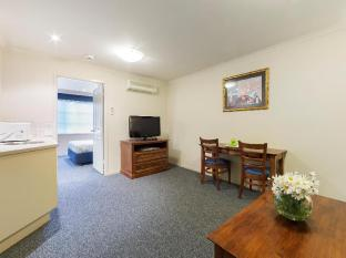 The Parklands Apartment Hotel Canberra - Suite Room