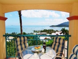 Toscana Village Resort Whitsunday Islands - Ocean Views from Apartment Balcony