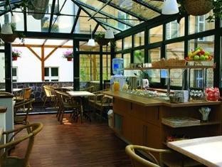 호텔 안나 프라하 - 식당