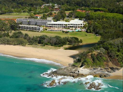 Hotel in ➦ Coffs Harbour ➦ accepts PayPal