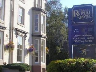 The Royal Hotel - Bridge of Allan