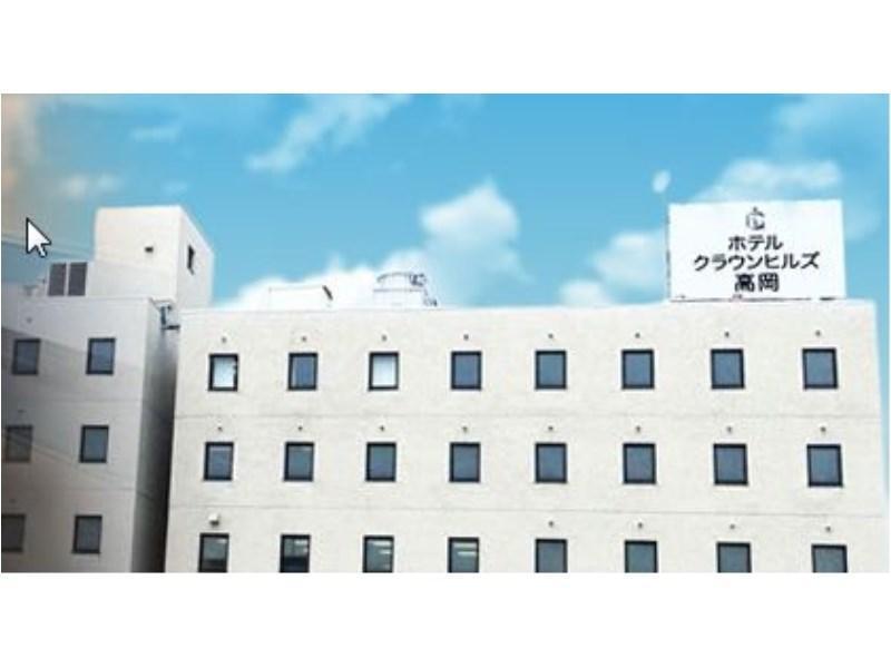 Hotel Crown Hills Takaoka Takaoka Japan