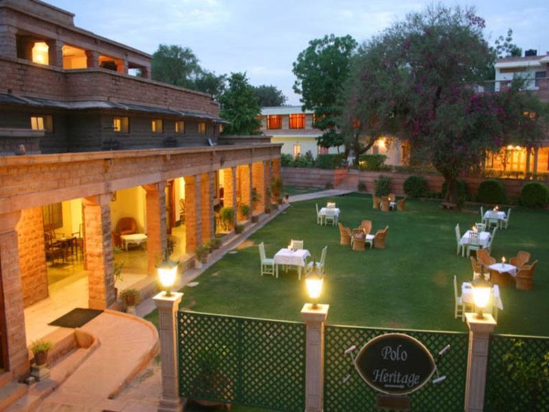 Polo Heritage Hotel Jodhpur