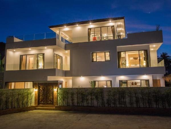 泰国苏梅岛皮纳可拉达豪华别墅(Luxury Villa Pina Colada) 泰国旅游 第3张