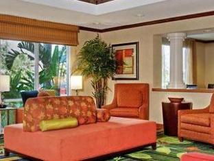 Fairfield Inn And Suites By Marriott Orlando Near Universal Orlando Orlando (FL) - Suite Room