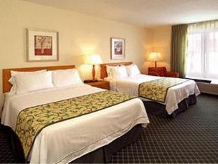 Fairfield Inn And Suites By Marriott Orlando Near Universal Orlando Orlando (FL) - Guest Room