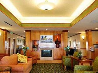 Fairfield Inn and Suites by Marriott Elk Grove Elk Grove (CA) - Vestíbul