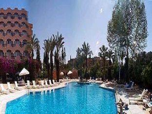 Imperial Borj Hotel Marrakech - Swimming Pool