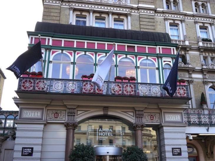 Amba Hotel Charing Cross photo 1
