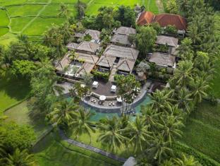 The Ubud Village Resort Bali - Aerial View