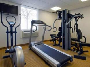 Quality Inn & Suites Airport-Toronto Mississauga (ON) - Fitness Room