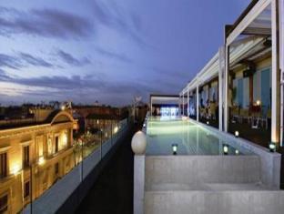 Boscolo Exedra Roma Rom - Hotel Aussenansicht
