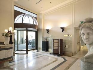 Boscolo Exedra Roma Rom - Eingang
