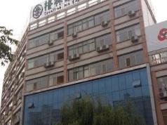 GreenTree Inn Shandong Linyi Yishui County Angel Garden Express Hotel, Linyi