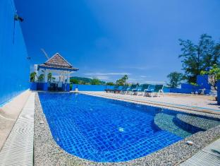 White Sand Resortel Phuket - bazen