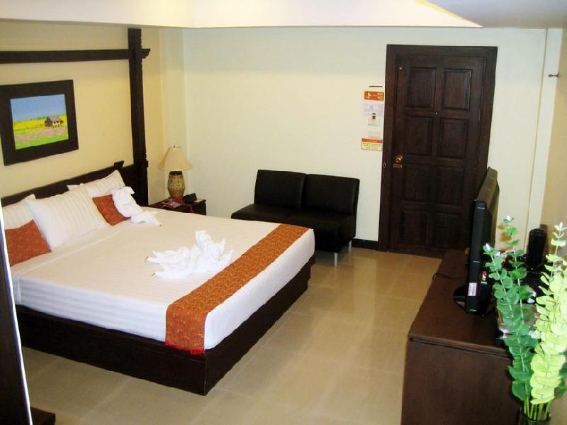 Ta Resort And Spa Suvarnabhumi Airport Lat Krabang