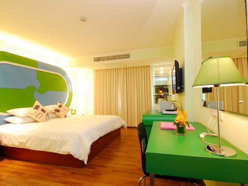 ヒップ ホテル バンコク20