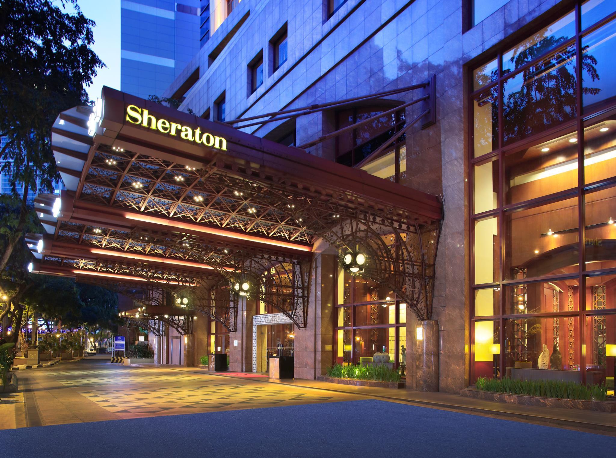 Sheraton Imperial Kuala Lumpur Hotel Kuala Lumpur 5 Star Hotel In