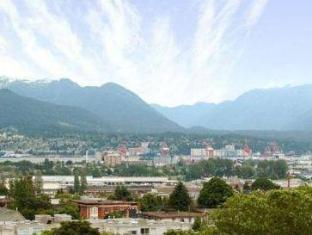 Howard Johnson Plaza Vancouver Hotel Vancouver (BC) - View