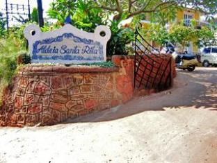 Aldeia Santa Rita Hotel North Goa - प्रवेश