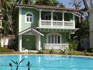Aldeia Santa Rita Hotel North Goa - तरणताल