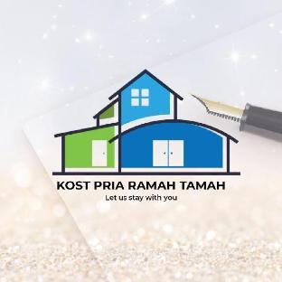 Clean Simple Room (MEN ONLY) @ Kost Ramah Tamah