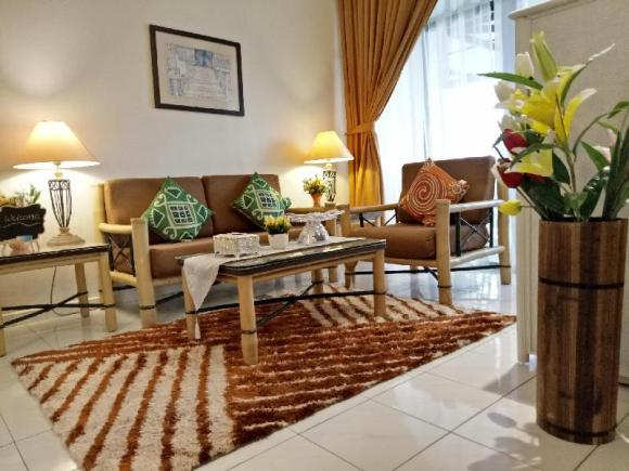 Cozy Holiday  Condo  in Downtown Melaka