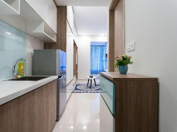 3# Alina Apartment near to Ben Thanh for 2-3 Pax