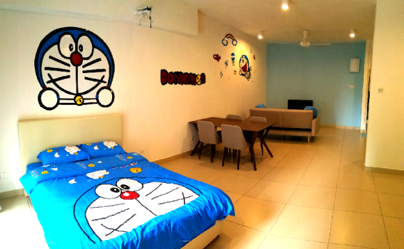 CARTOONSTAY DOREAMON @ MIDHILLS GENTING HIGHLAND