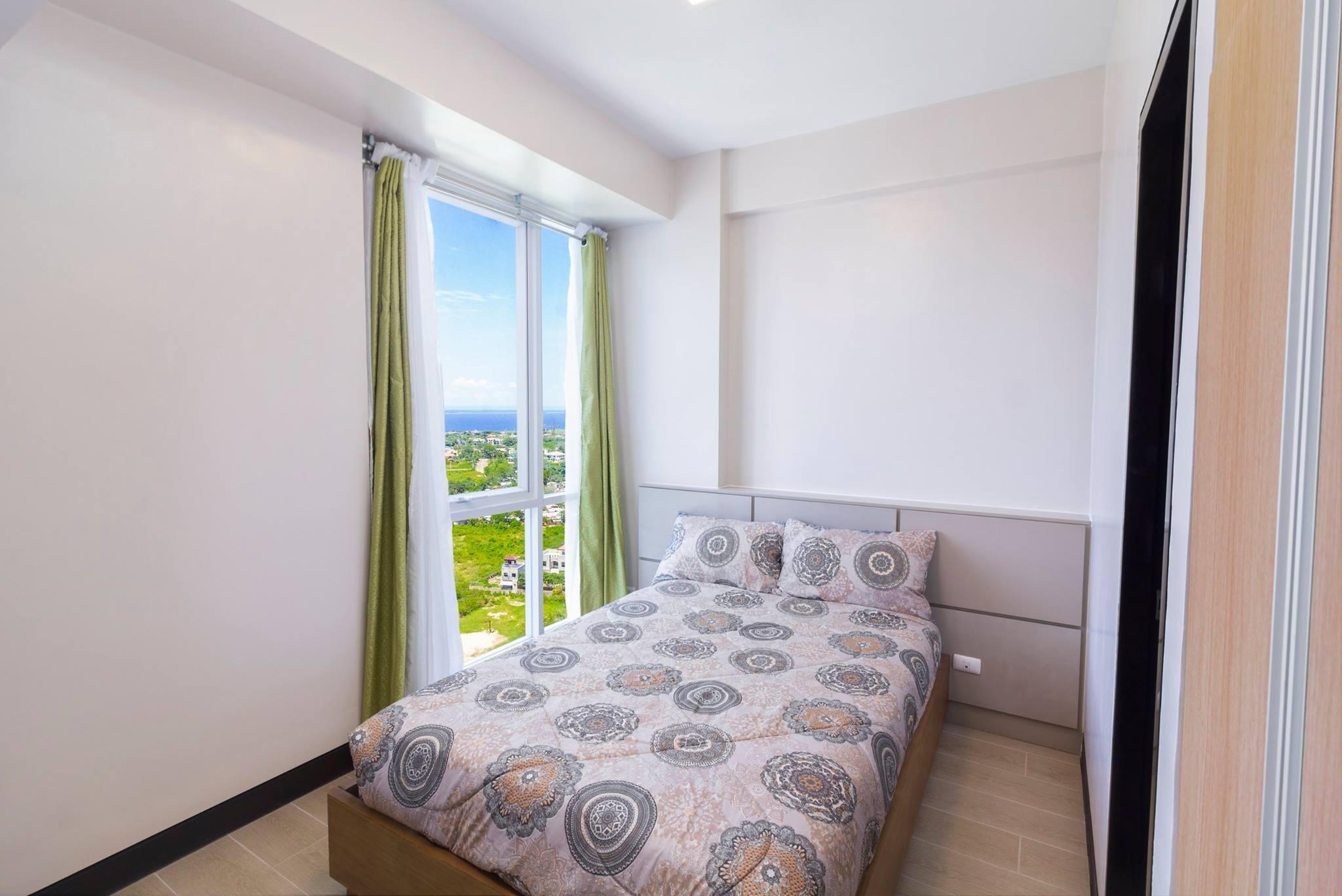 Condo in Mactan Newtown Near Airport - Hotels Information/Map/Reviews/Reservation