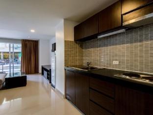 สตูดิโอ อพาร์ตเมนต์ 1 ห้องน้ำส่วนตัว ขนาด 32 ตร.ม. – ป่าตอง