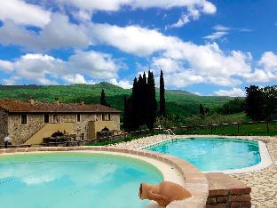 Apartment for 4 in Sunny Tuscany