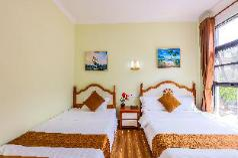 Comfortable big bed room, Huizhou