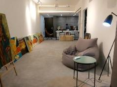 Art studio flat  in zhuahi center close to Macao, Longyan