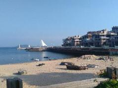 Seaside town, sun coast, Weihai