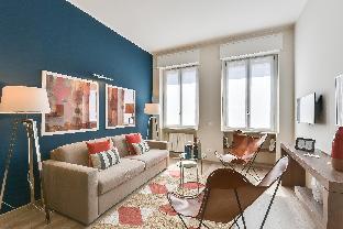 位于市中心的1卧室公寓-55平方米|带2个独立浴室