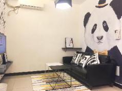 panda theme  apartment near kuan zhai  alley, Chengdu