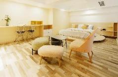 [rose apartment] minimalist duplex loft Suite, Chengdu