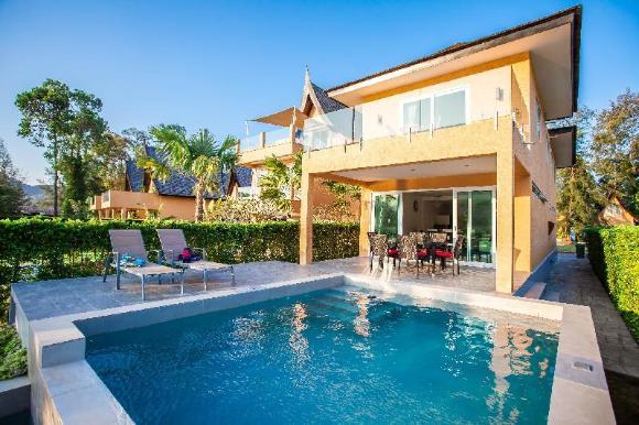 U Blue Cove Villa Infinity Pool